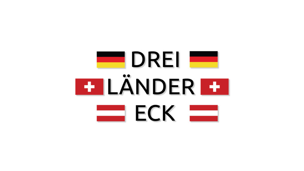Logo gestapelt